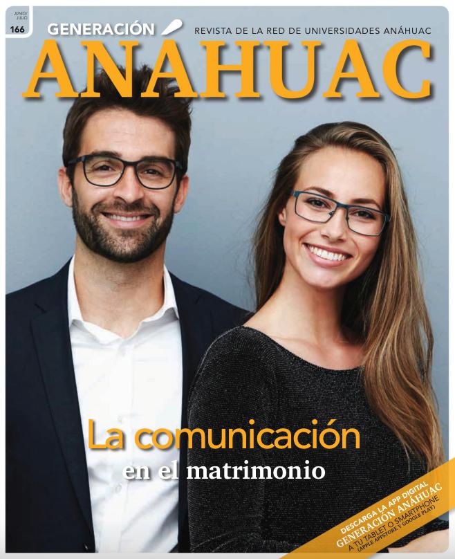 revista generación anáhuac